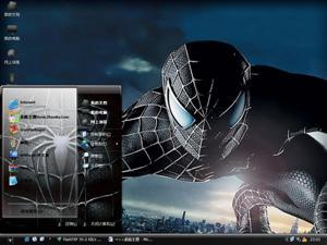 蜘蛛侠影视电脑主题