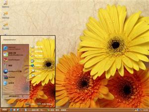 花瓣电脑主题