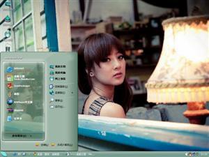 台湾美女果子MM电脑主题