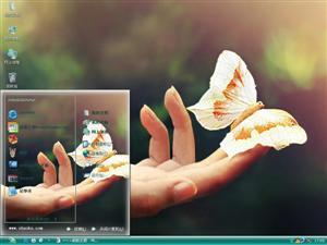 蝴蝶梦电脑主题