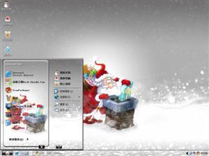 圣诞送礼电脑主题