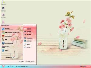 樱花之情电脑主题