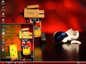 WALL-E电脑主题
