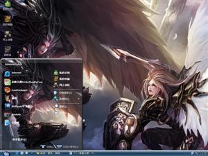 游戏魔兽世界电脑主题