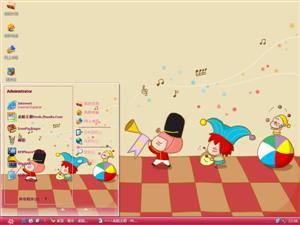 儿童节快乐电脑主题