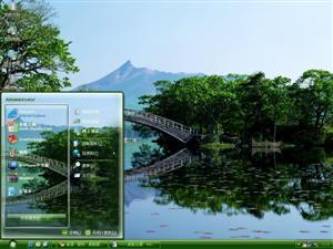 日本北海道旅游风景电脑主题