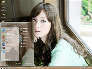 佐佐木希美女电脑主题