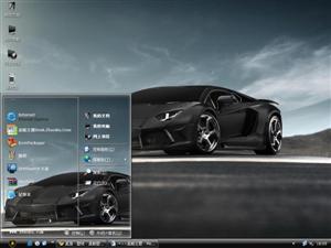 兰博基尼超级跑车电脑主题