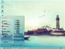 美丽的海岸电脑主题