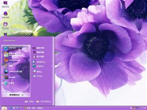 小清新花朵电脑主题