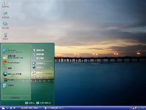 唯美风景电脑主题