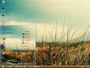 Lomo风格风景电脑主题