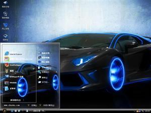 兰博基尼概念跑车电脑主题