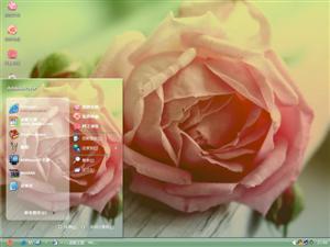 玫瑰花花语电脑主题