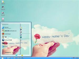 母亲节快乐电脑主题