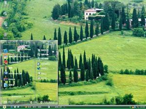 意大利风景电脑主题