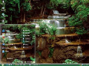 唯美大自然风景电脑主题