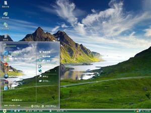 北欧风景电脑主题