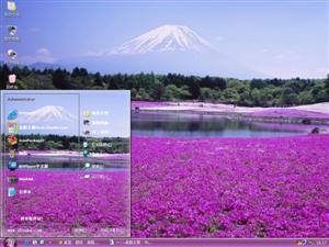 日本风景电脑主题
