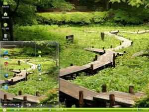 日本特色风景电脑主题