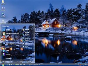 斯德哥尔摩风景电脑主题