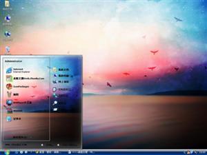 梦幻海景电脑主题