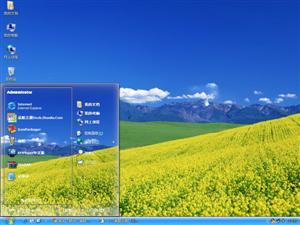 北海道风景电脑主题