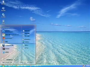 普拉亚海滩电脑主题